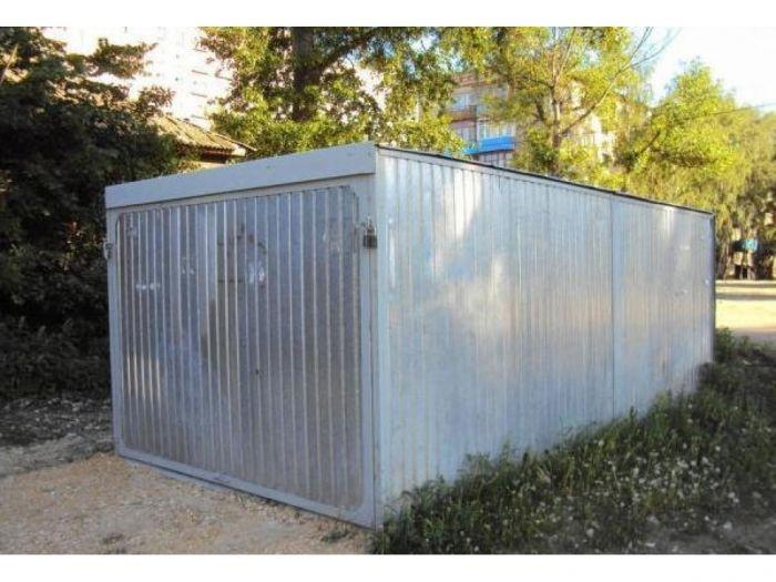 Купить гараж пенал в москве дешево бу как купить землю под гаражи