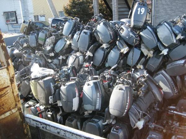 Продаем подвесные лодочные моторы (ПЛМ) б у. Объявление в разделе