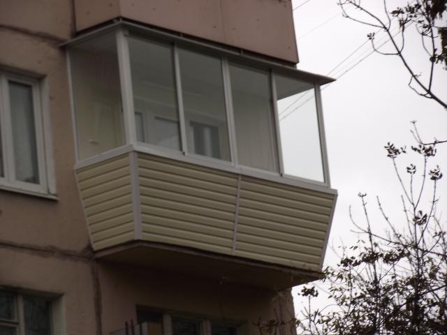 Остекление и ремонт балконов и лоджий. объявление в разделе .