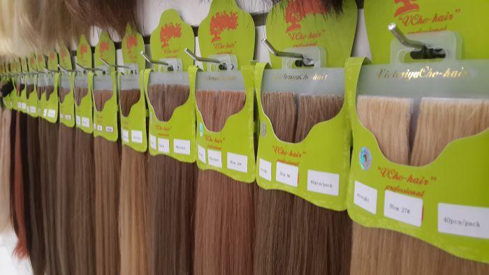 Натуральные волосы производство