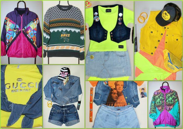 Одежда В Стиле 90