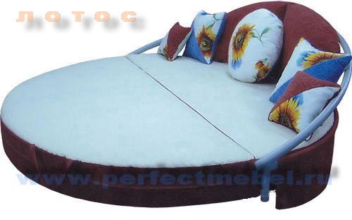 круглый диван кровать в москве с доставкой купить цена 1990000