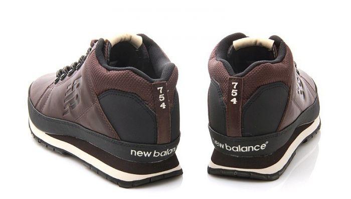 Зимние ботинки New Balance H754LLB, натуральная кожа! купить, цена ... 0a72e2041b1