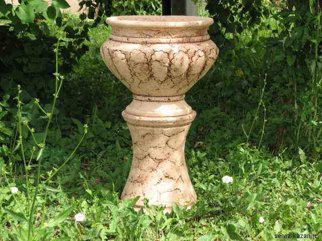 Для сада из керамики своими руками 32