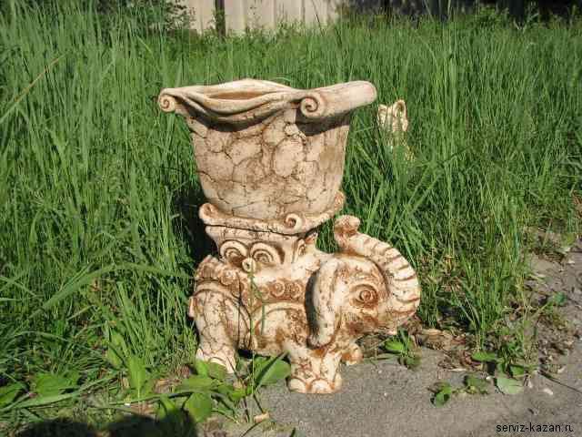 Для сада из керамики своими руками 83