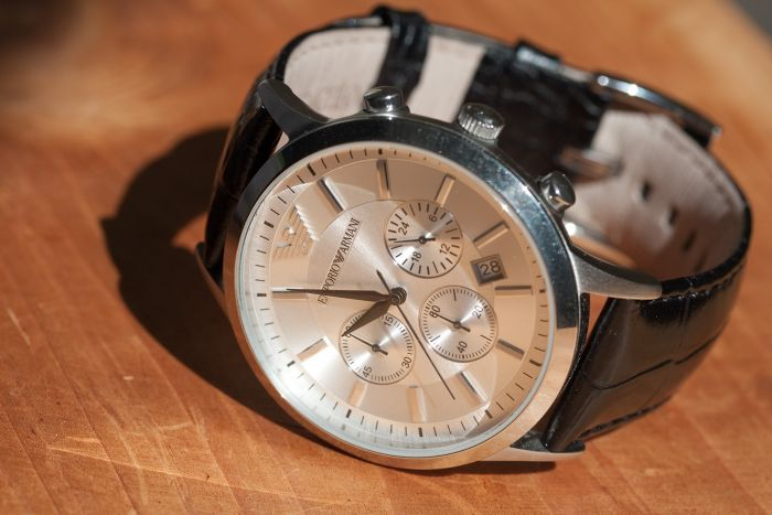 Элитные часы emporio armani