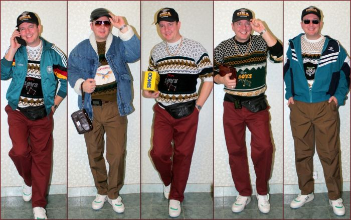 дискотека в стиле 90-х одежда фото