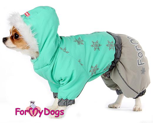 Комбинезон с капюшоном для собаки своими руками
