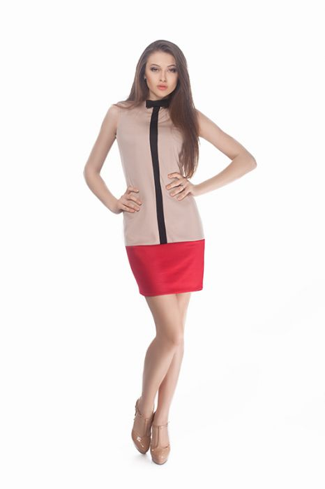 5224a266b283 Недорогие молодежные платья оптом от производителя Объявление в ...