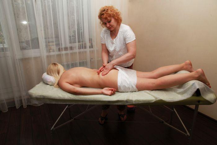 описание урологический массаж