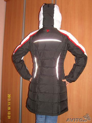 Спортивные женские куртки зимние Москва