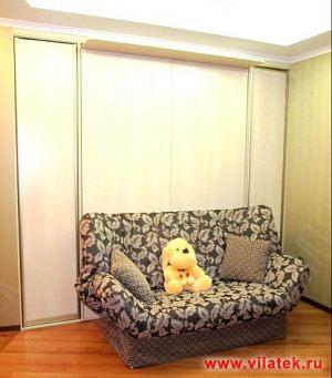 Откидная кровать с диваном с доставкой