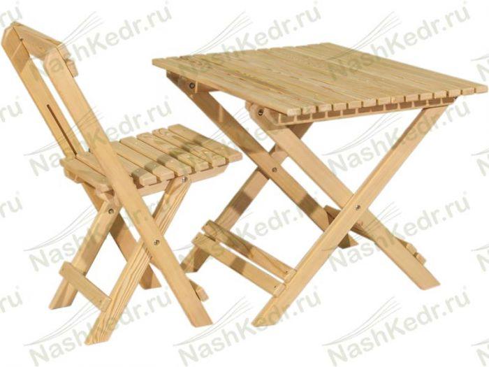 Сделать деревянный стул своими руками